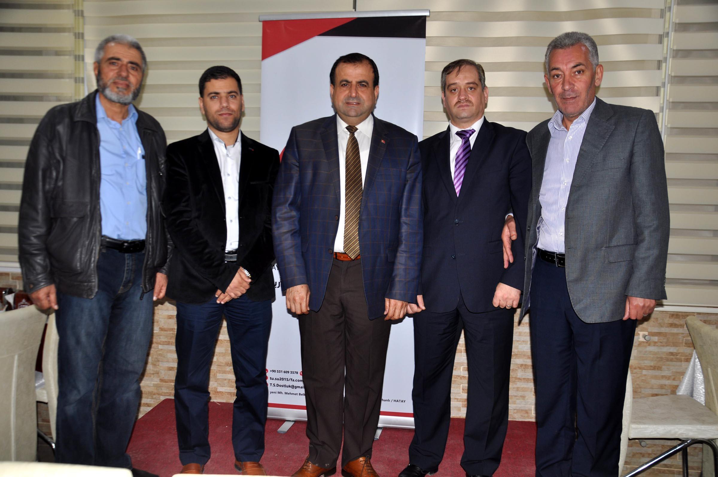 Suriyeli Avukat ve Hakimler temsilcilerini seçti