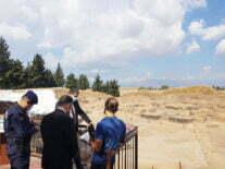Aççana Höyüğü'nde Arkeolojik Kazı Çalışmaları devam ediyor