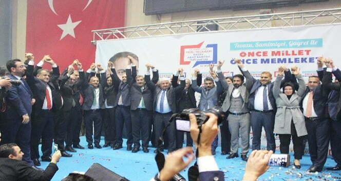 Cumhur ittifakı adayları açıklandı