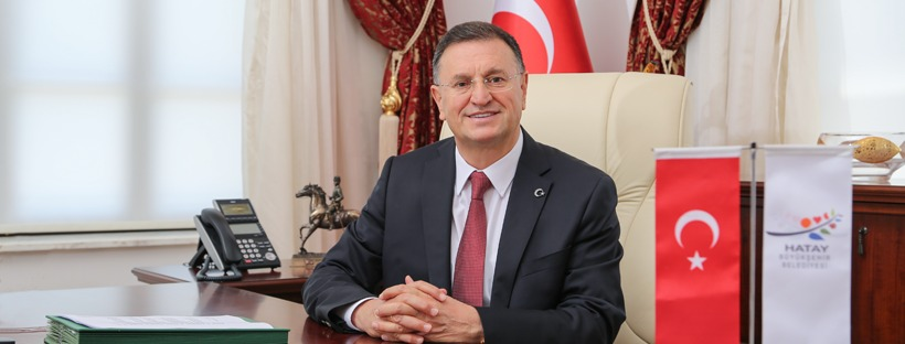 BAŞKAN SAVAŞ HRT AKDENİZ TV'DE GÜNDEMİ DEĞERLENDİRDİ