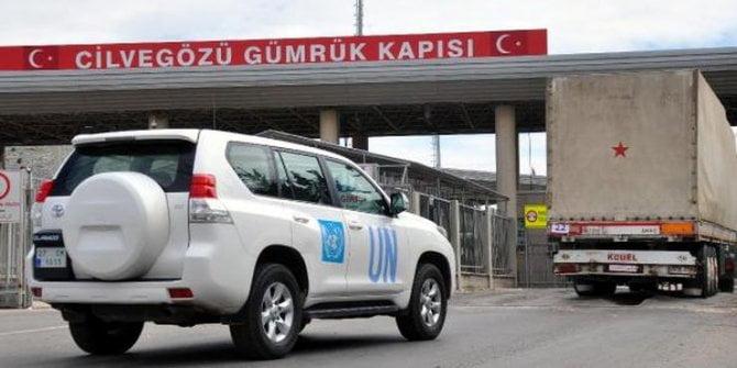 BM'den Atme Kampı'na  46 tırlık insani yardım