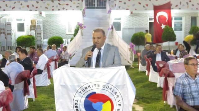 RTSO'dan 800 kişilik iftar yemeği