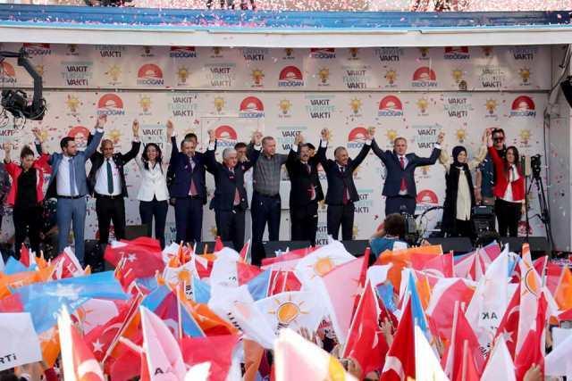 """Cumhurbaşkanı Erdoğan: """"Hatay Bizim Namusumuzdur, Muhakkak Hatay'ı Ayağa Kaldıracağız"""""""