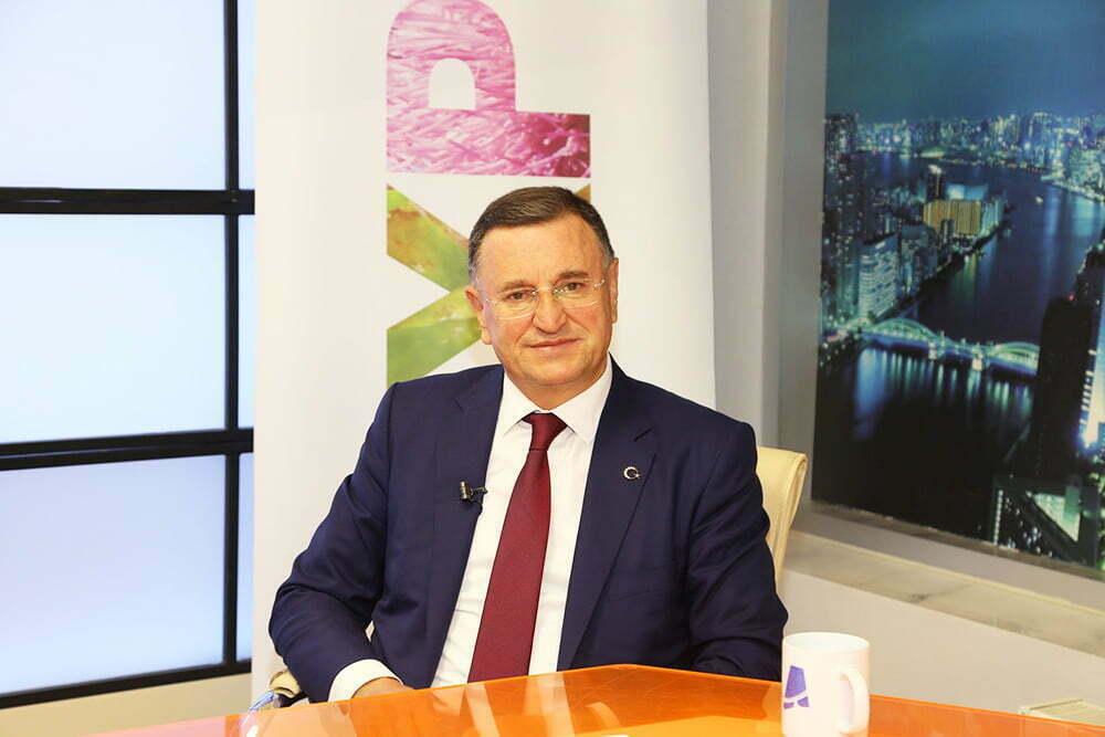 BAŞKAN SAVAŞ HALK TV'NİN CANLI YAYIN KONUĞU OLDU