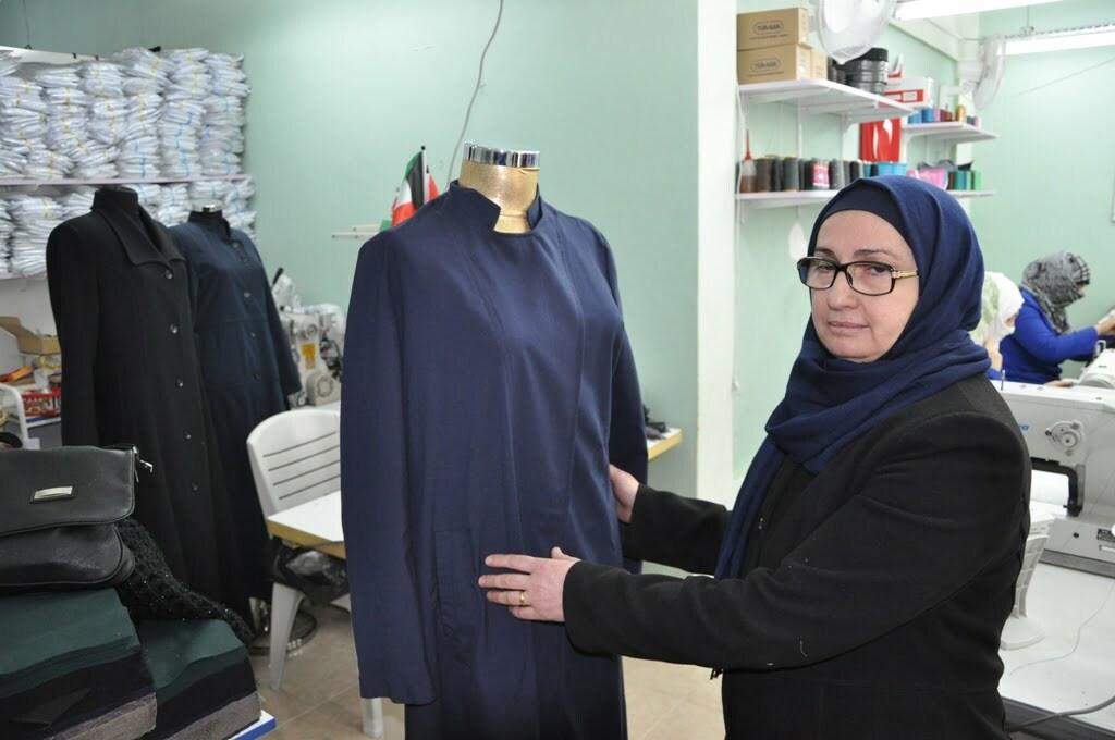 Suriyeli, 22 Kadına İstihdam Sağladı