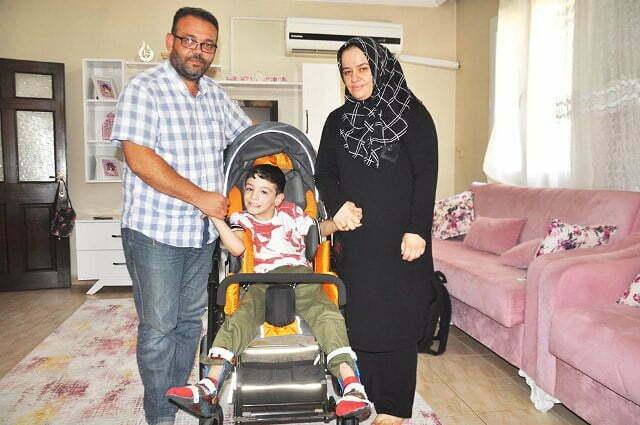 Yusuf Emir'in tedavisi için ailesi yardım bekliyor