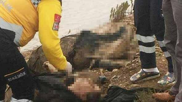 Afrin Çayı'nda 3 kadın  cesedi bulundu