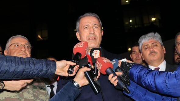 Milli Savunma Bakanı Akar: Şehitlerimizin bir damla kanının dahi hesabı soruldu