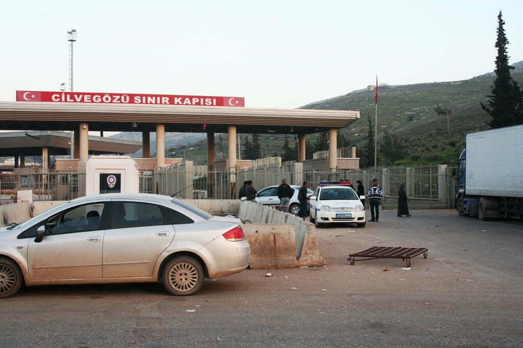 Cilvegözü Sınır Kapısı, Araç ve Yayalara Kapatıldı
