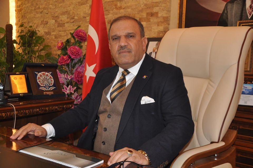 Başkan Zaroğlu'nun 8 Mart Dünya Kadınlar Günü Mesajı