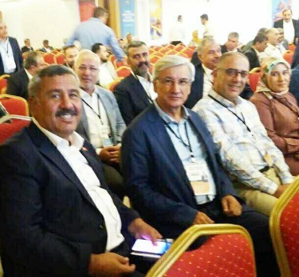 """Başkan Yeloğlu, """"Yerel Yönetimler İstişare ve  Değerlendirme Bölge"""" toplantısına katıldı"""