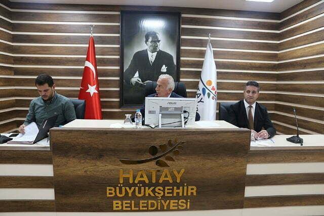 HBB EYLÜL AYI MECLİS TOPLANTISI GERÇEKLEŞTİ