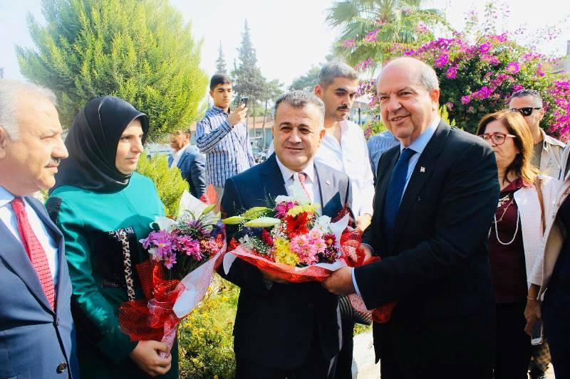 KKTC Başbakanı Tatar: Türkiye büyük devletlere örnek olmuştur