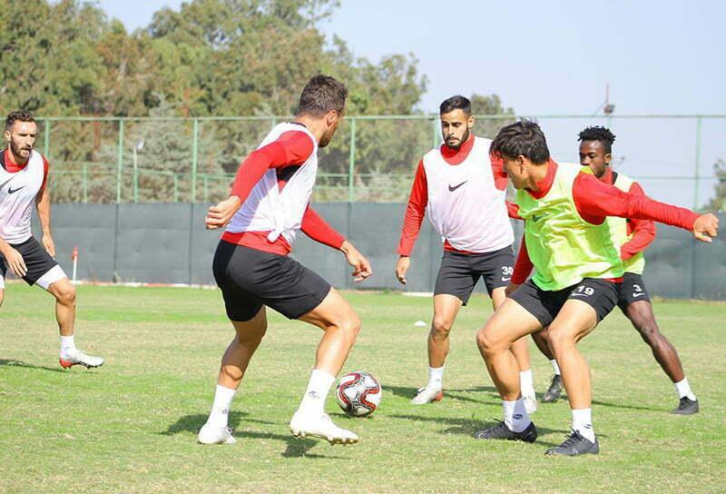 Hatayspor İstanbulspor'a hazırlanıyor