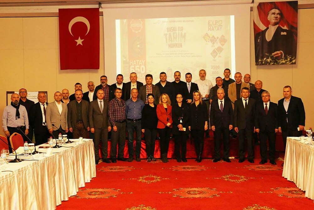 CHP'Lİ 11 BÜYÜKŞEHİR 'BAŞKA BİR TARIM MÜMKÜN' DİYOR