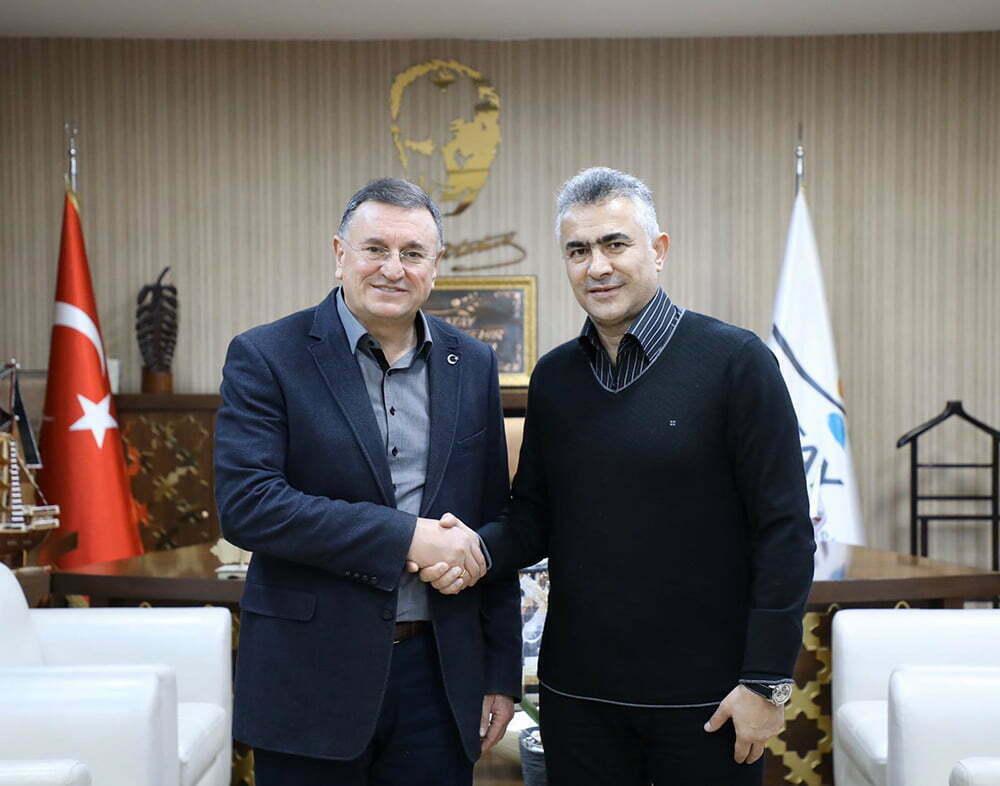 HATAYSPOR'DA MEHMET ALTIPARMAK DÖNEMİ RESMEN BAŞLADI