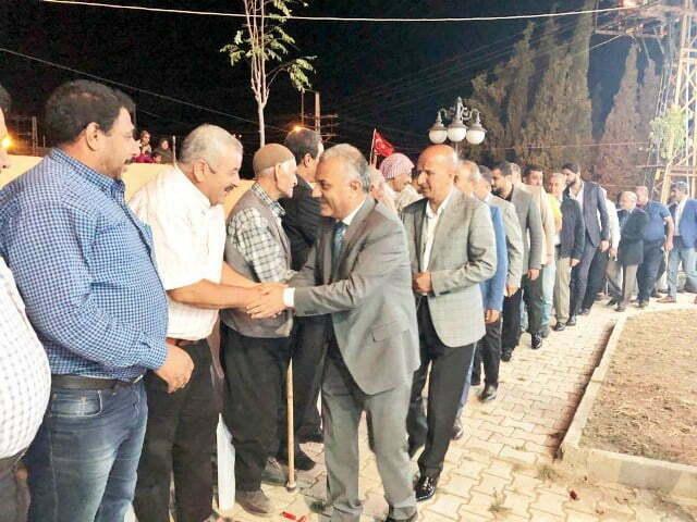 AK Parti Milletvekili Adaylarına Reyhanlı'da Sevgi Seli