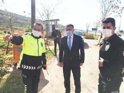Başkan Hacıoğlu  Polis Haftasını kutladı