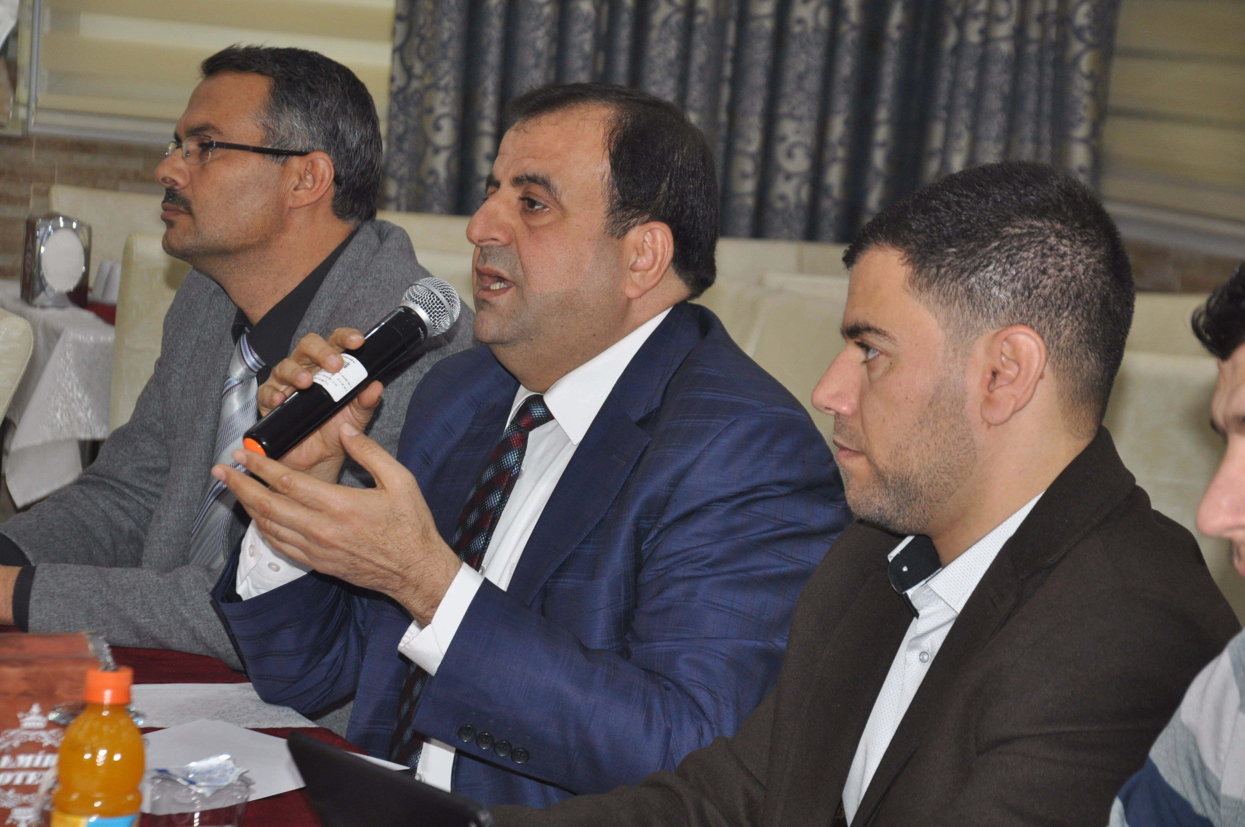 Suriyeli spor kulüpleri tek çatı altında toplandı