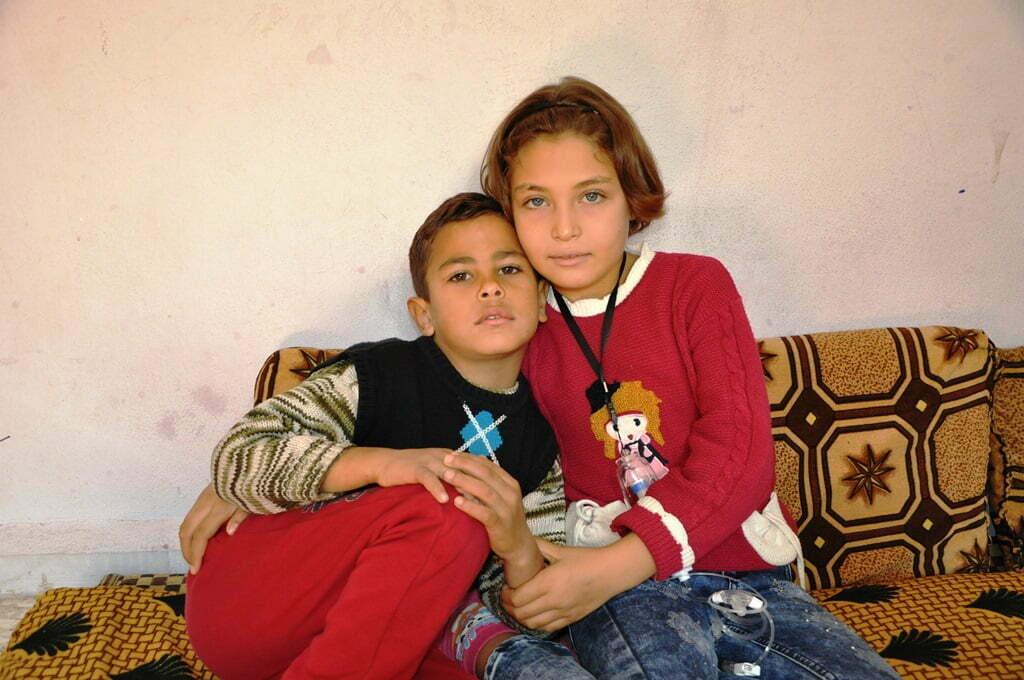 Akdeniz Anemisi Hastası Melek'in Tek Umudu Kardeş İliği