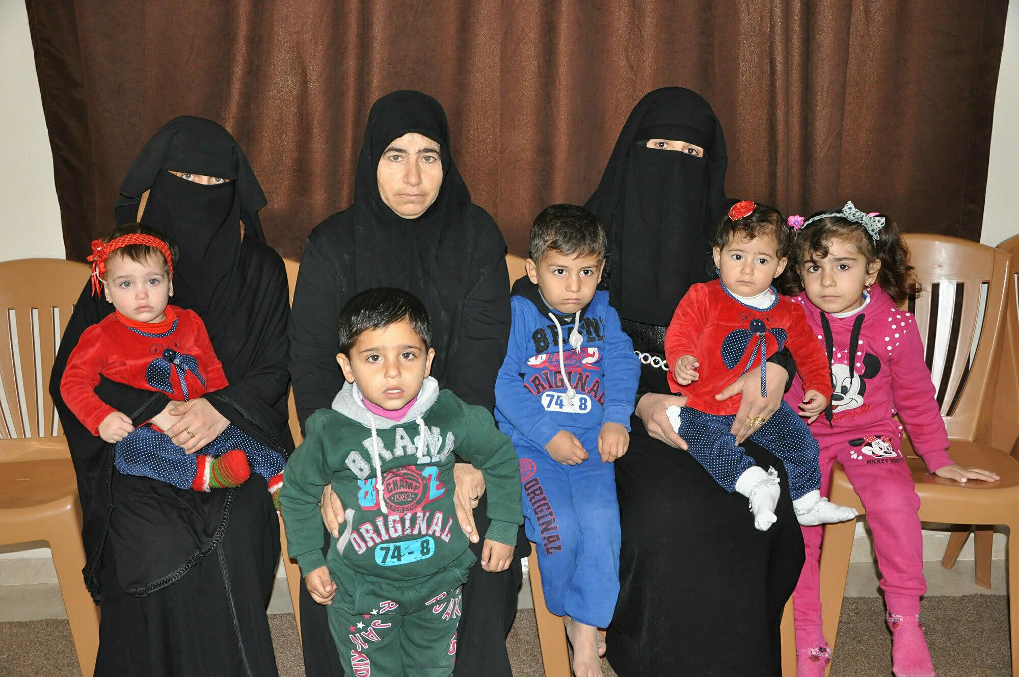 Eşlerini kaybeden Suriyeli kadınların hayat mücadelesi
