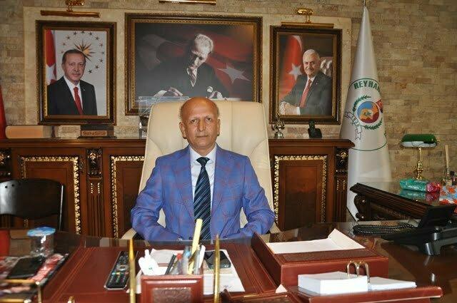 Mehmet Çüter, Belediye Başkanlığına Getirildi