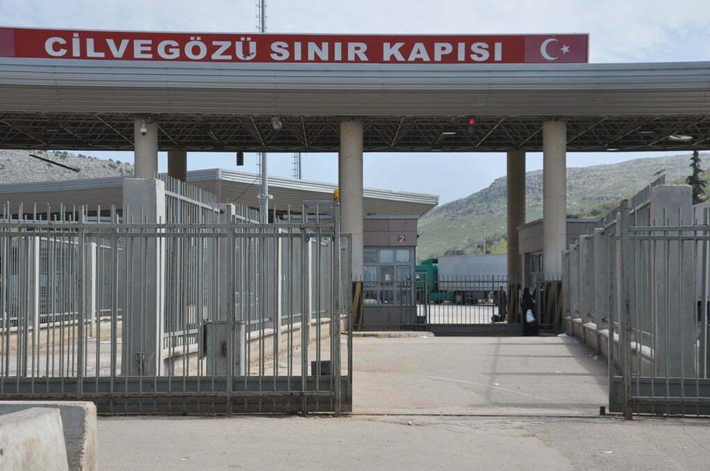 Cilvegözü Sınır Kapısı araç ve yolcu girişine kapatıldı