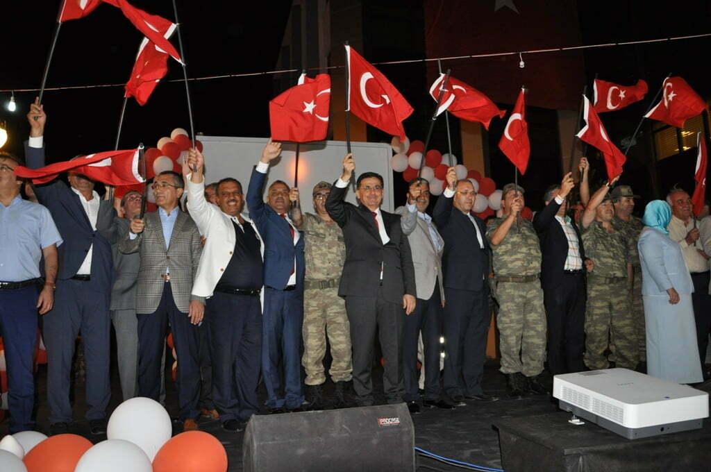 Reyhanlı'da birlik, beraberlik ve kardeşlik buluşması