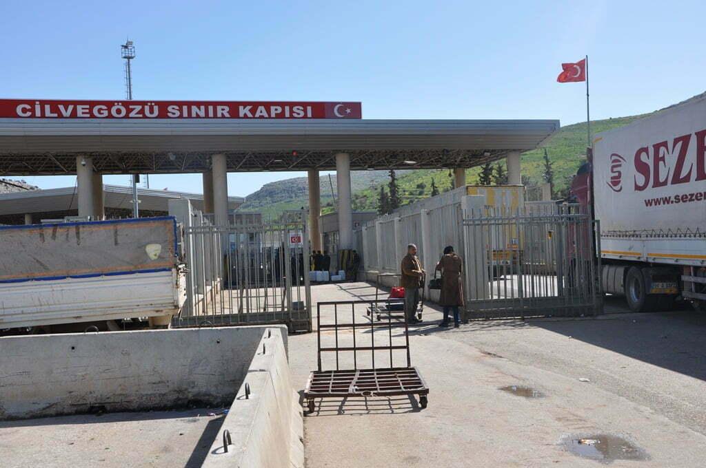 Cilvegözü Sınır Kapısı  yolcu girişlerine kapandı