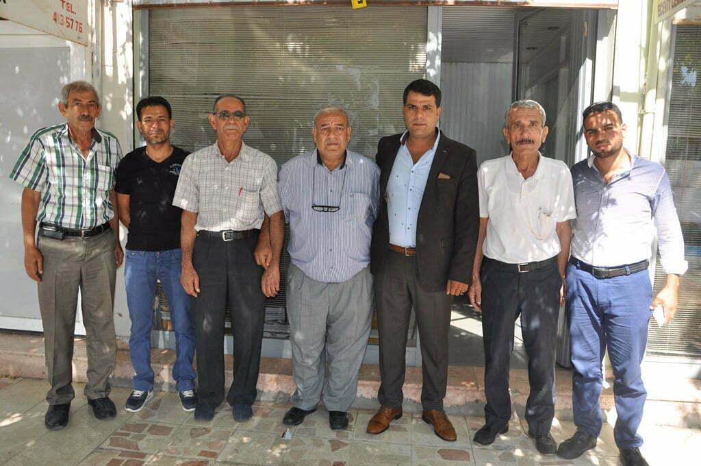 Reyhanlı'da 11 Mayıs Şehitler Derneği kuruldu