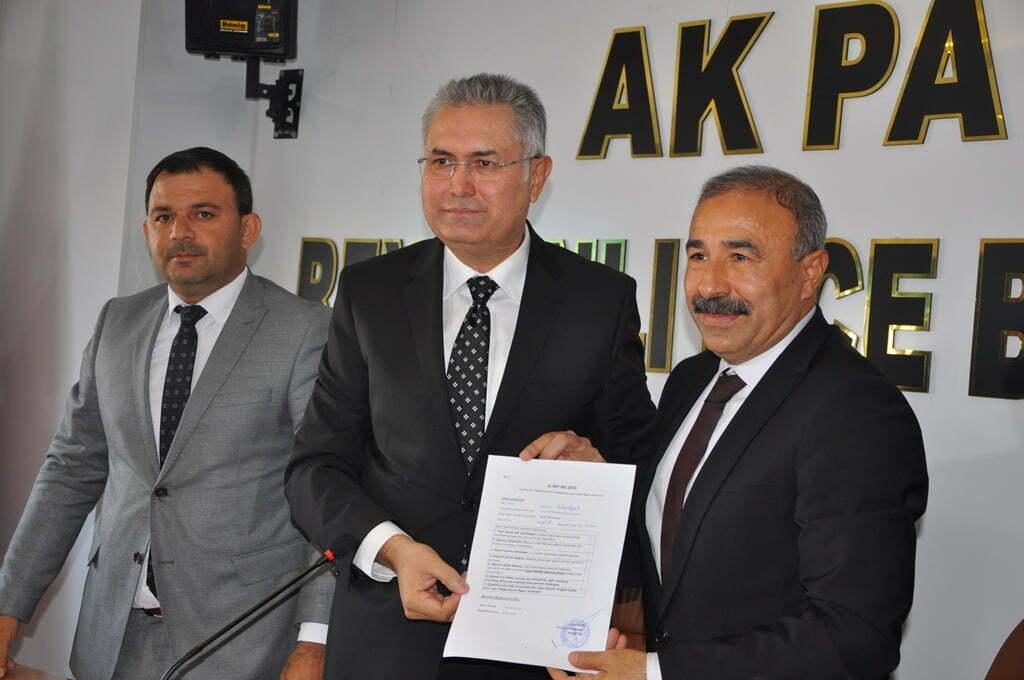 Musa Yüksekgönül, AK Parti'den belediye başkan aday adaylığını açıkladı