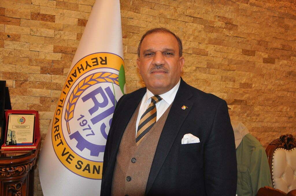 Başkan Zaroğlu'dan Yeni Yıl Mesajı