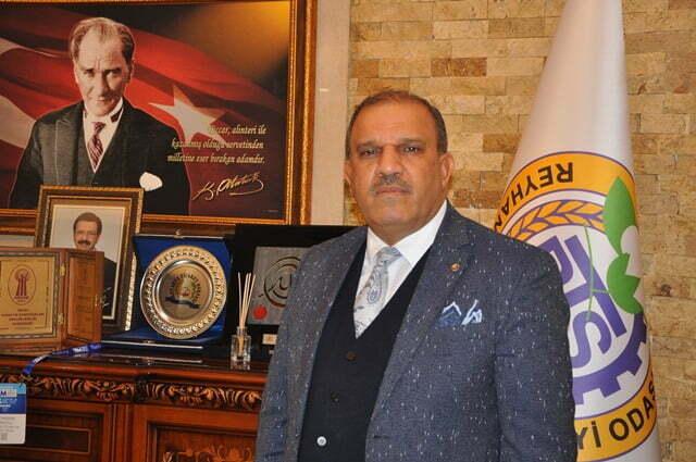 Başkan Zaroğlu: 'Cilvegözü ve Zeytin Dalı Gümrük Kapıları Türkiye'nin göz bebeği'
