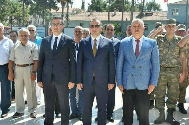 Türk askerinin Reyhanlı'ya girişinin 79. yılı kutlandı