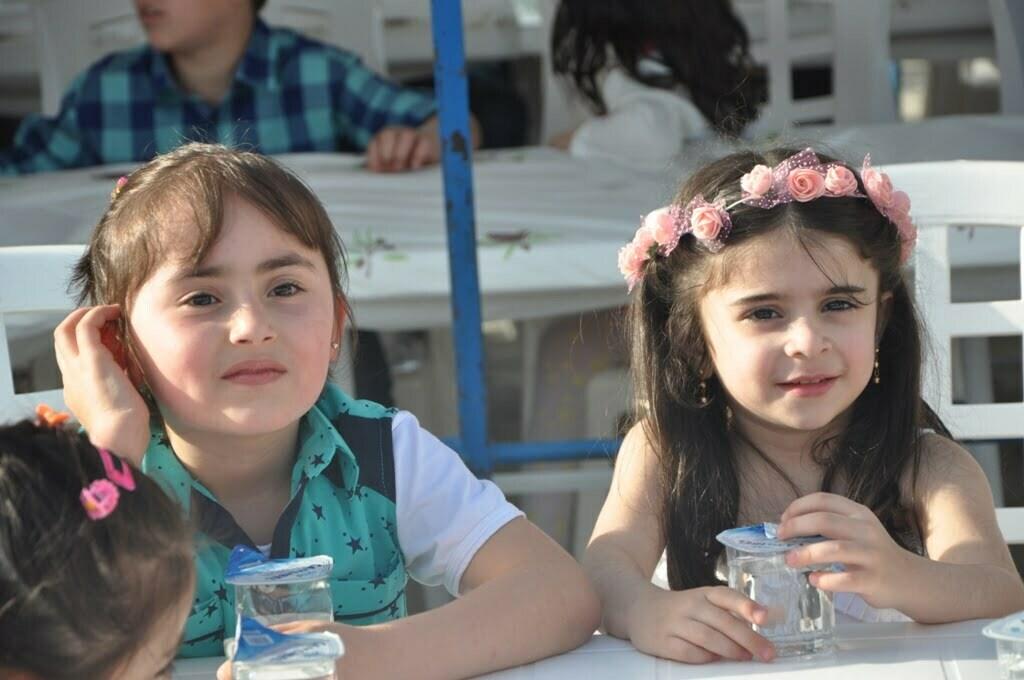 """İHH'da """"Suriyeli Yetimlere Moral Günü"""""""