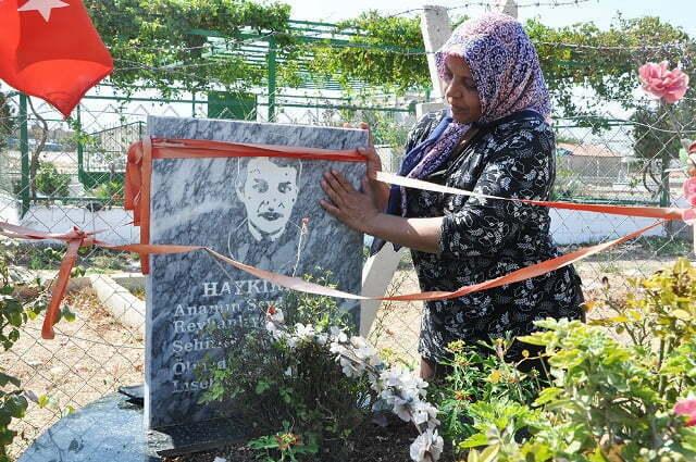 Anne Fatma Tuna, 'Oğulcan'ım gözün aydın, teröristlerden biri yakalandı'