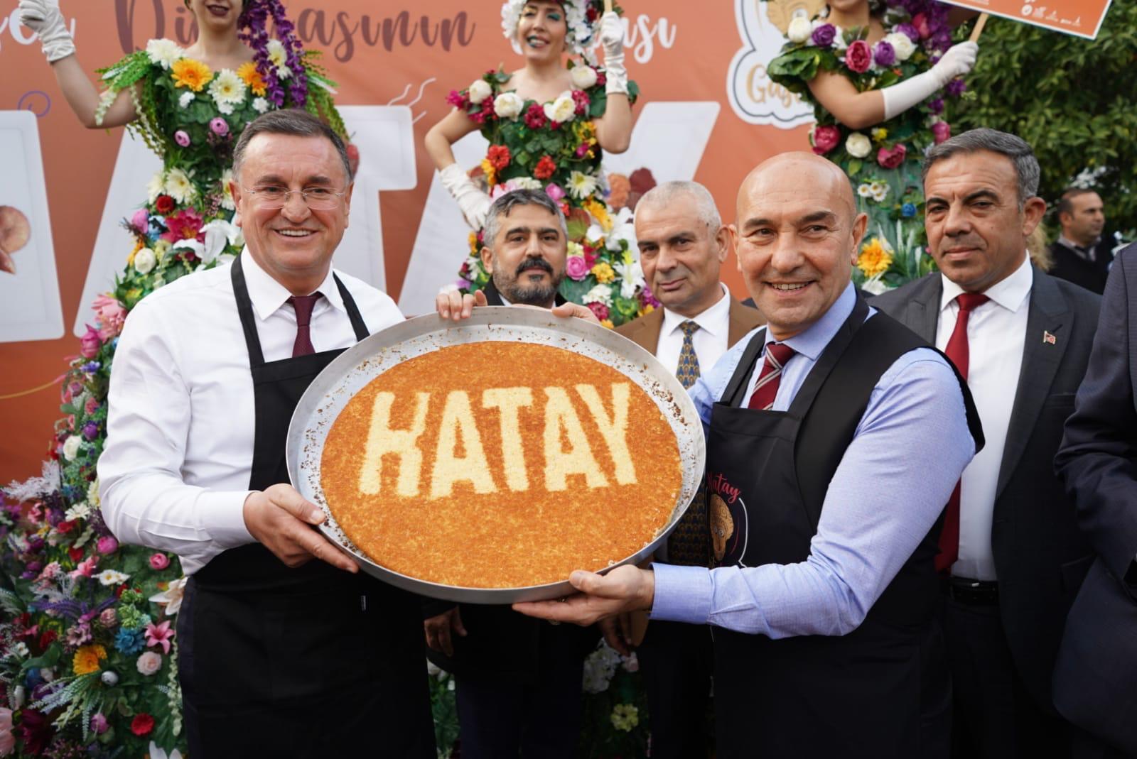 İzmir'de Gastrofest Başladı