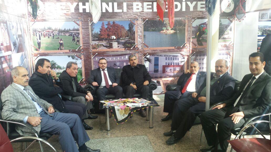 İstanbul'da Hatay Günleri Etkinlikleri yapıldı