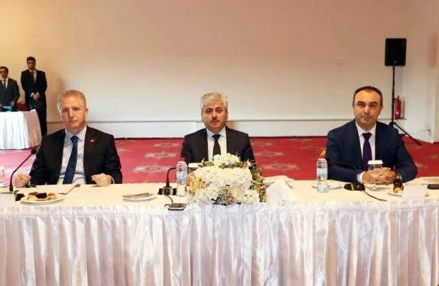 """""""Suriye Güvenlik Toplantısı"""" Hatay'da Yapıldı"""