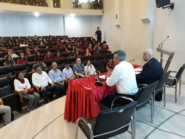 Basın İlan Kurumundan Öğrencilere Konferans