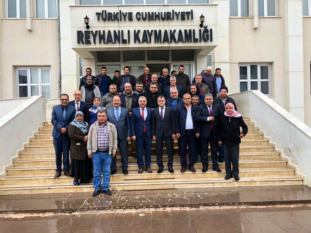 Mehmetbeyli Mahallesi Sakinlerinin Konut ve Arazi Sorunları Çözüldü