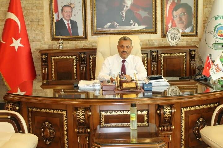 Başkan Şanverdi'den Ramazan Bayramı Mesajı
