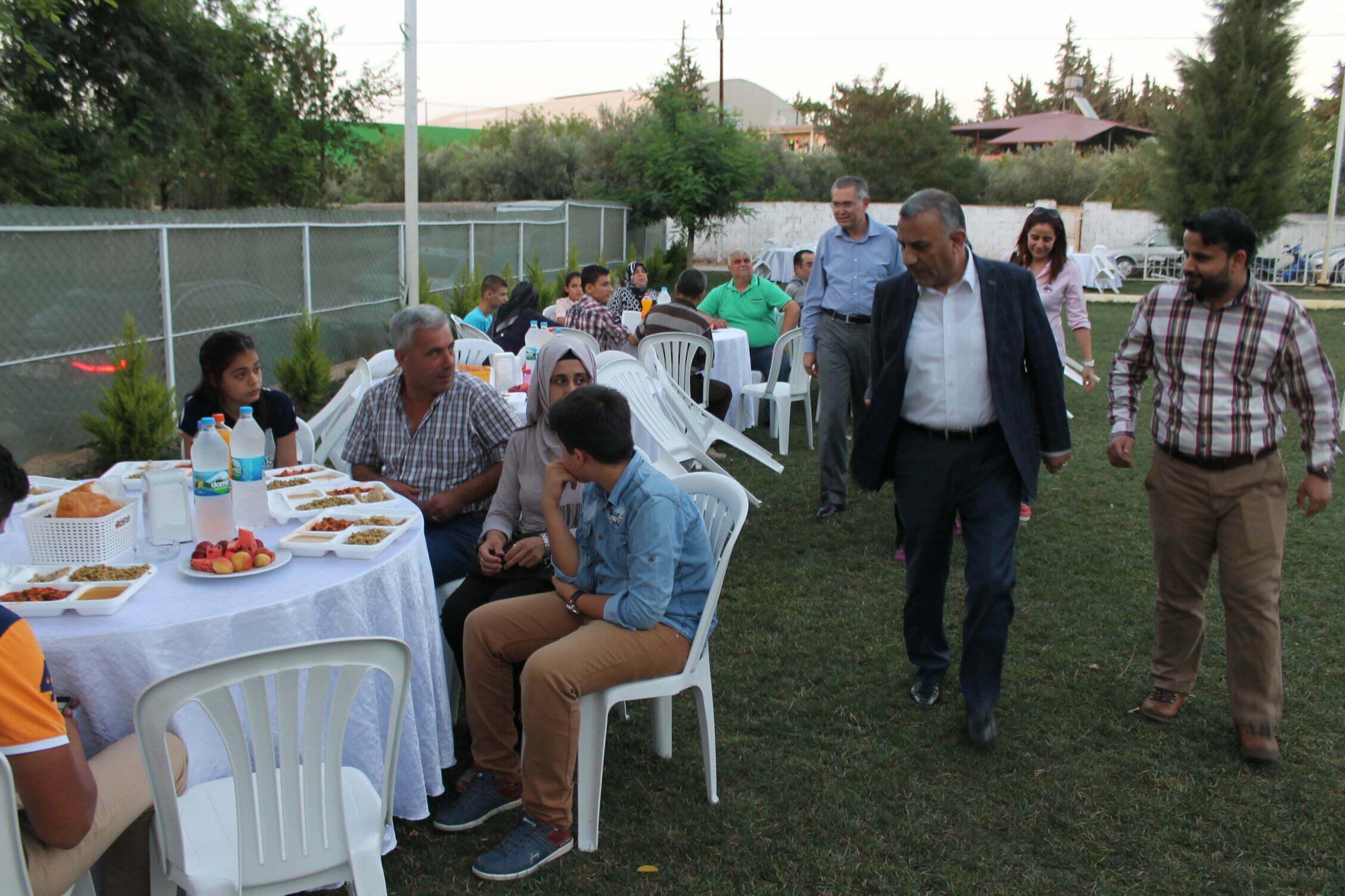Reyhanlı Belediye İş Sendikası İftar Yemeği