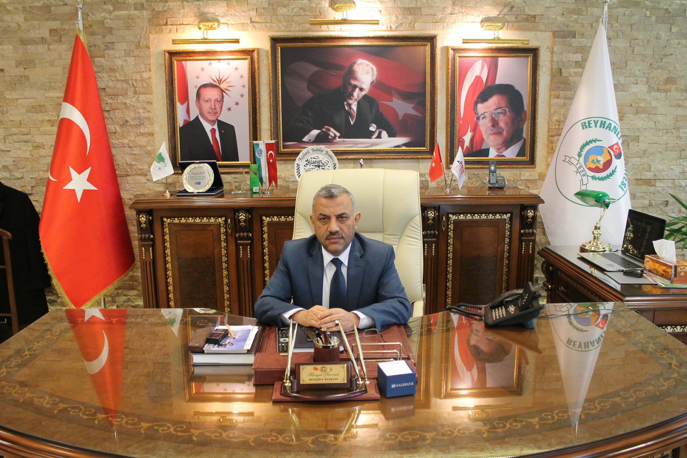 Reyhanlı Belediye Başkanı Hüseyin Şanverdi'nin Kutlu Doğum Haftası Mesajı