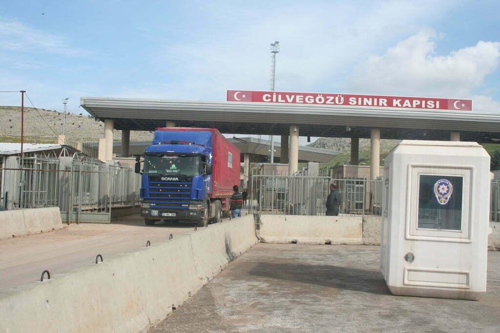 Cilvegözü Sınır Kapısı'ndan Girişler Kontrollü Yapılacak