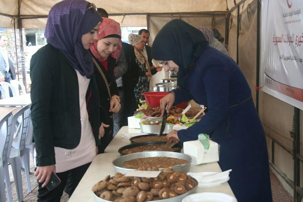 Suriyeli Yetimler Yararına Kermes