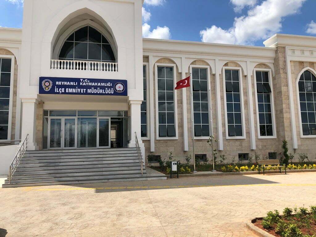 Reyhanlı İlçe Emniyet Müdürlüğü Yeni Binasına Taşındı