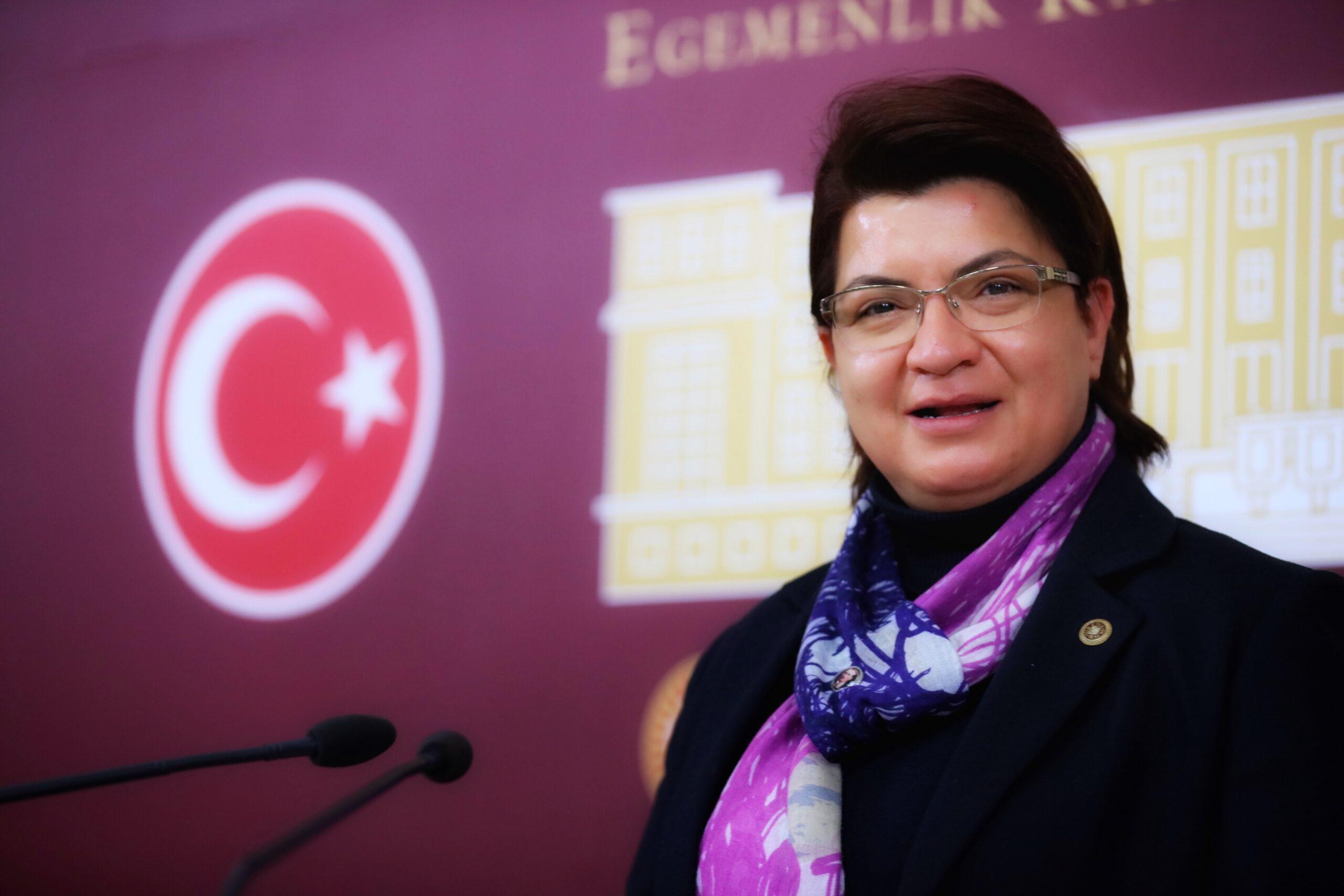 CHP'Lİ ŞAHİN: HATAY, EXPO 2021 İÇİN DEVLET DESTEĞİ İSTİYOR