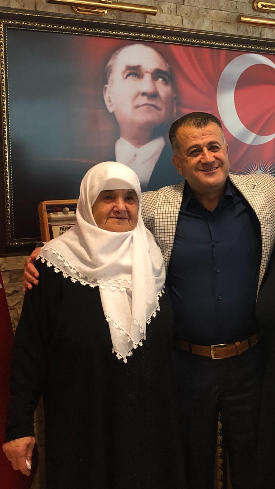 Başkan Hacıoğlu'nun acı günü…