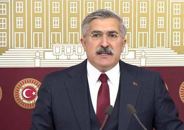 """Yayman """"Kemal Kılıçdaroğlu'nu  kınıyorum vicdansızlıktır kabul edilemez"""""""